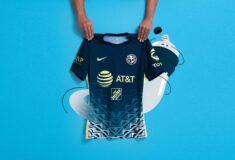 Image de l'article Club America dévoile ses maillots 2021-2022 avec Nike