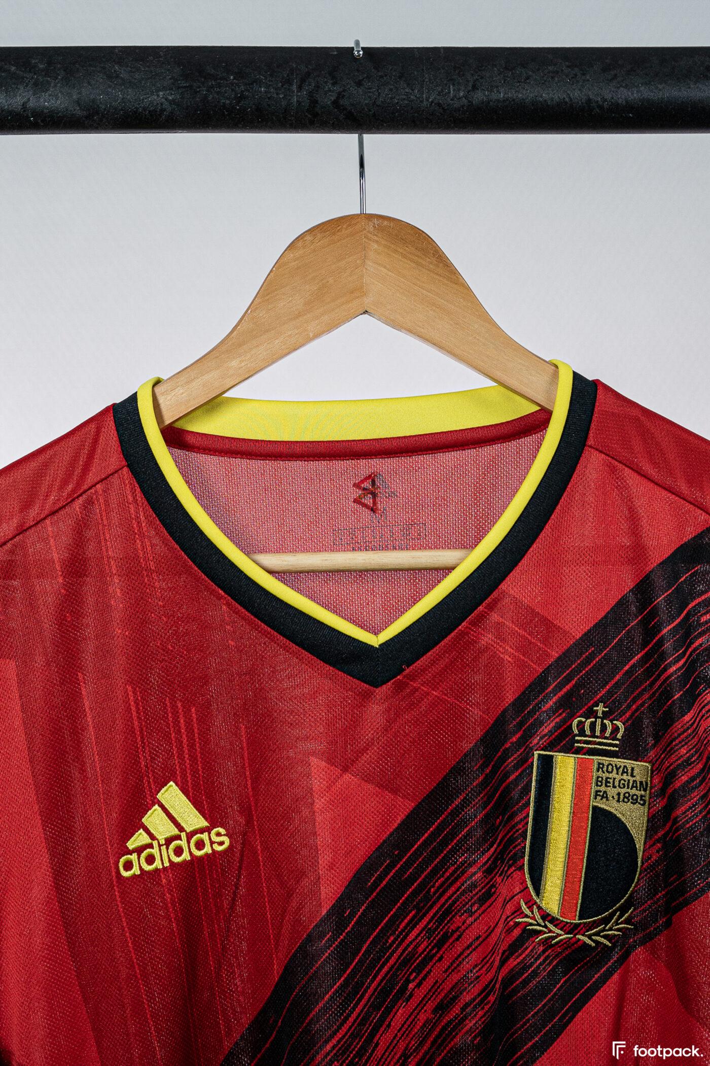 Maillot Belgique Euro 2020
