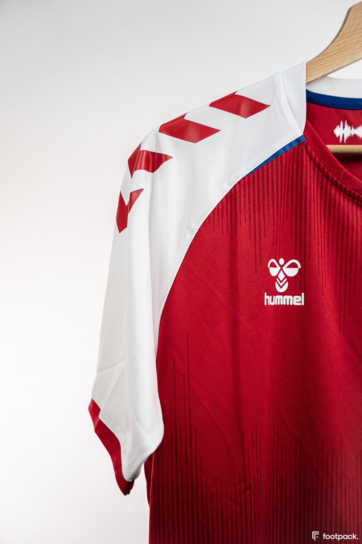 Maillot Danemark Euro 2020