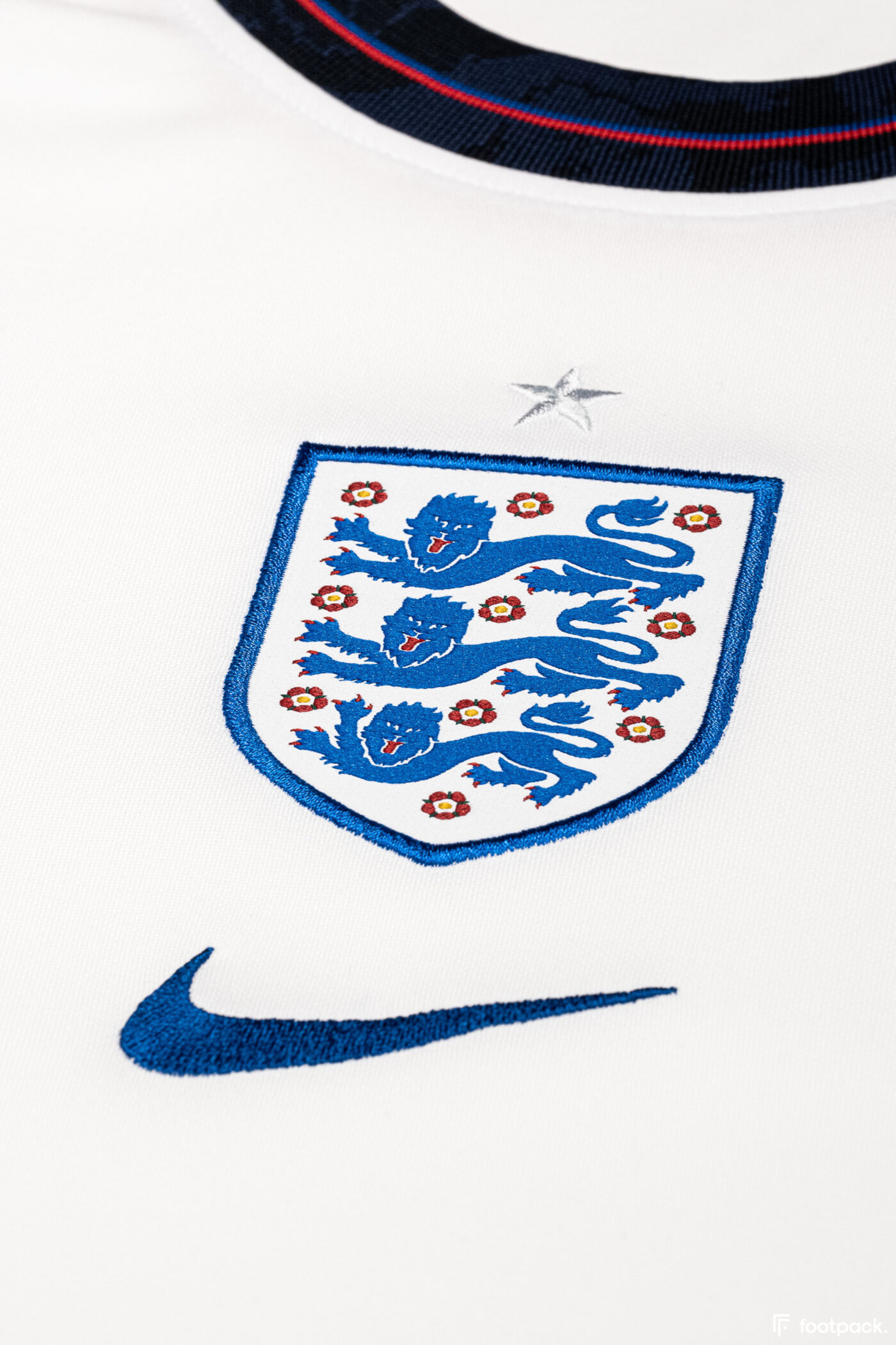 Maillot Angleterre Euro 2020