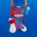 Les maillots du Barça 2021-2022 dévoilés par Nike