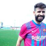 Un nouveau flocage pour le maillot 21-22 du Barça!