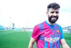 Image de l'article Un nouveau flocage pour le maillot 21-22 du Barça!
