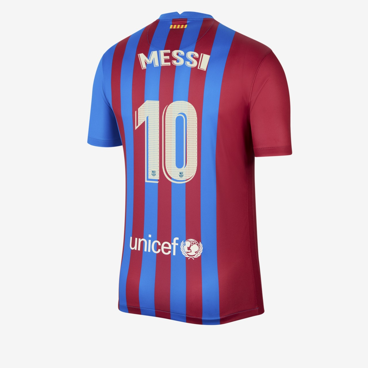 Flocage Messi maillot FC Barcelone 2021-2022