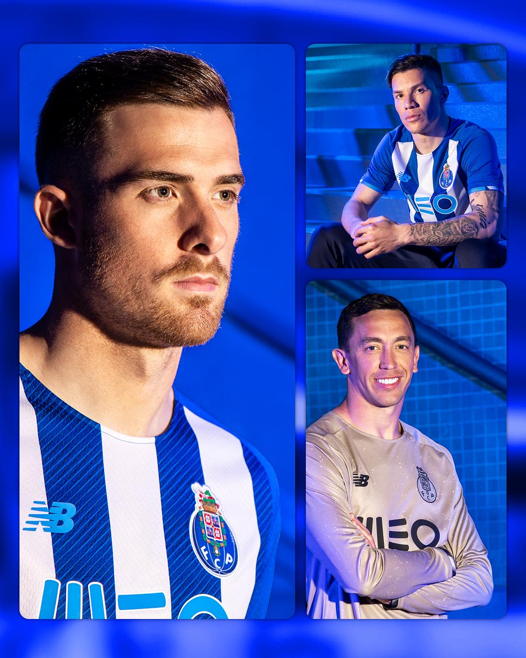 Maillot FC Porto 2021-2022 domicile