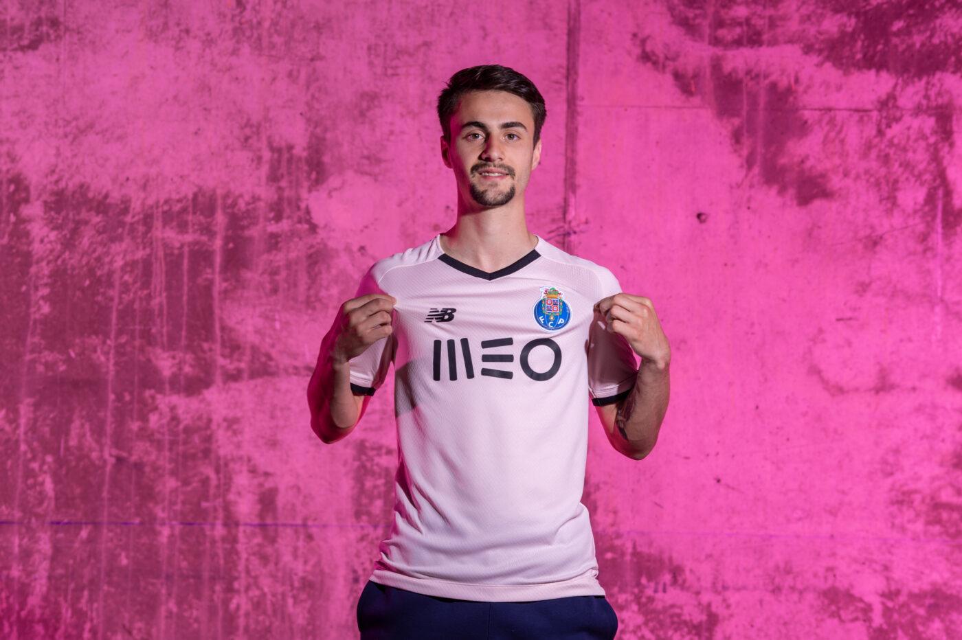 Maillot FC Porto 2021-2022 third
