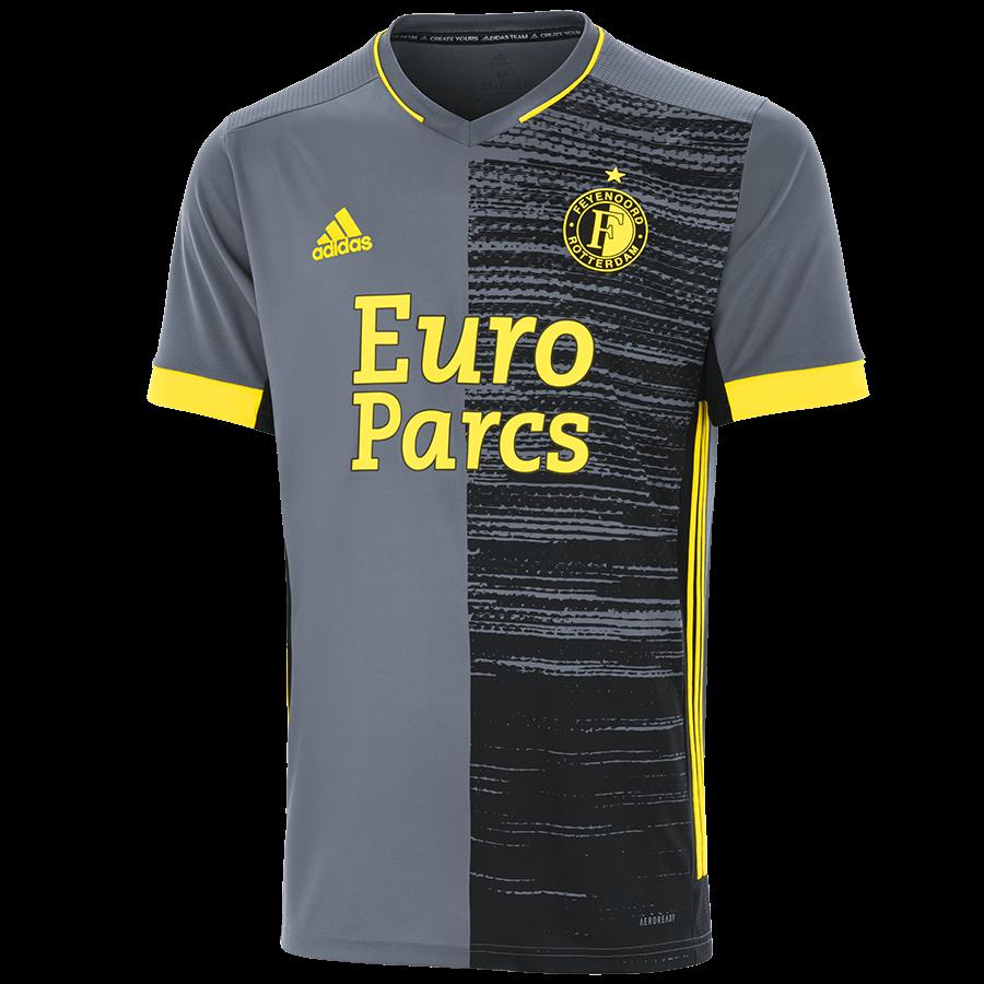 Maillot Feyenoord extérieur 2021/2022 adidas