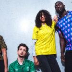 Umbro dévoile des maillots vintage pour les gardiens des clubs français