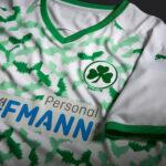 Les maillots de Greuther Fürth 2021-2022 présentés par PUMA