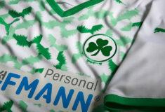 Image de l'article Les maillots de Greuther Fürth 2021-2022 présentés par PUMA