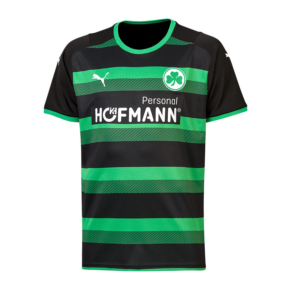 Maillot Greuther Furth 2021-2022