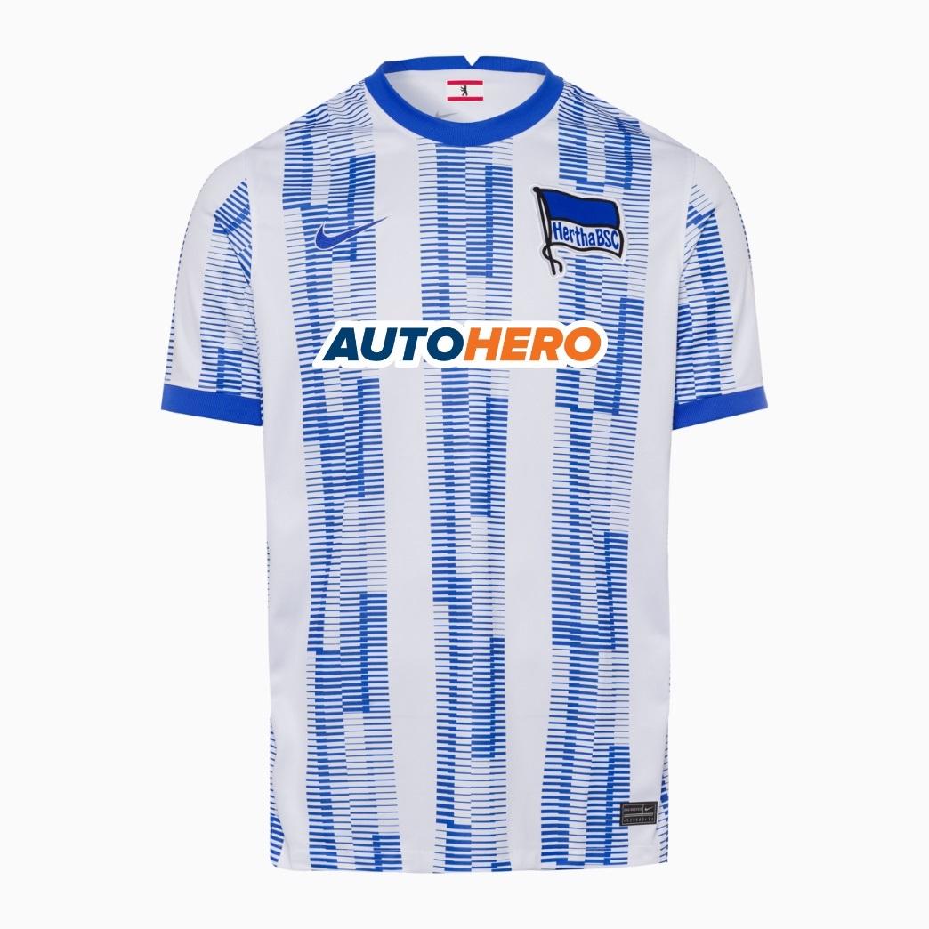 Maillot Hertha Berlin 2021-2022 Nike
