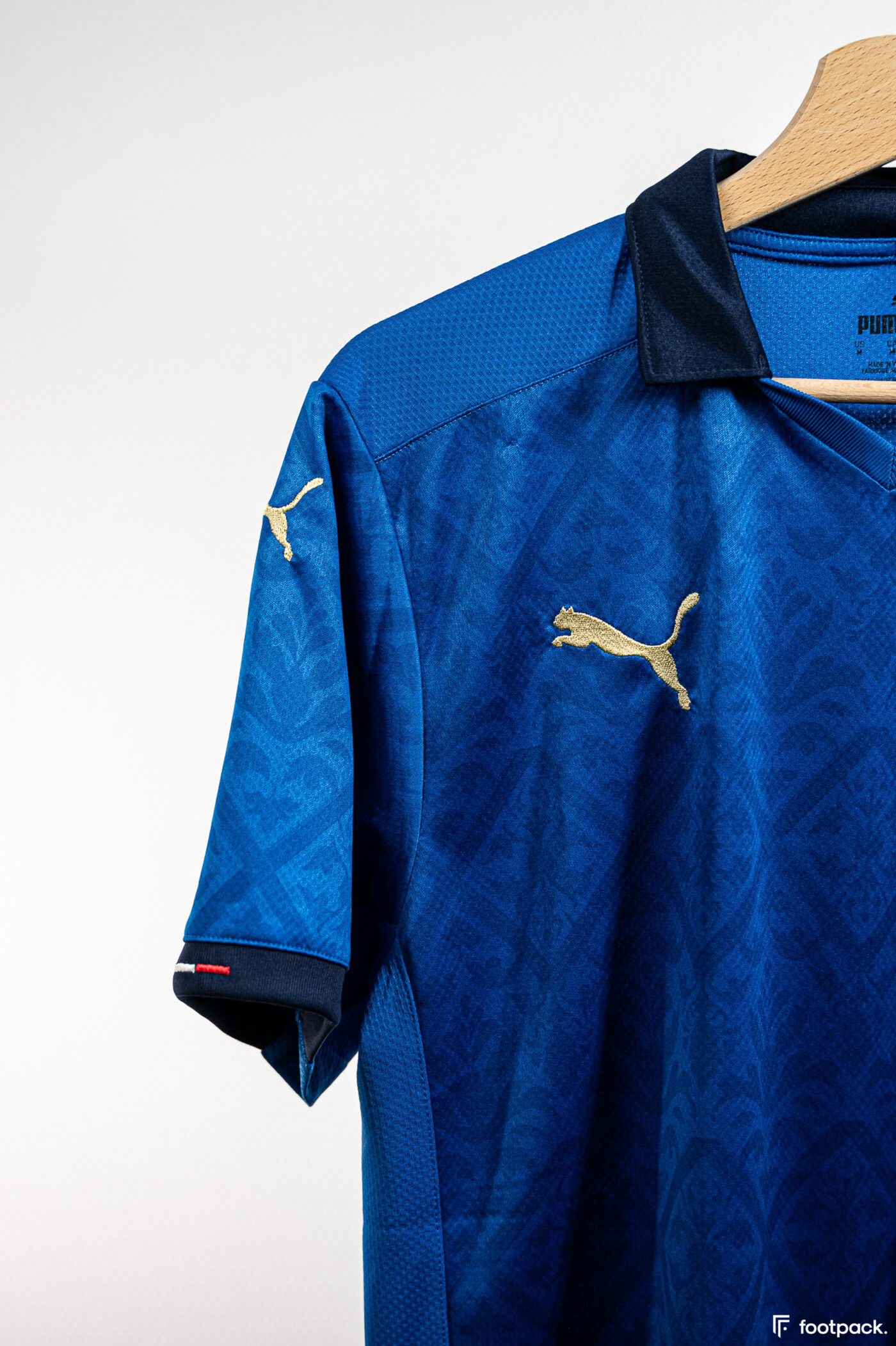 Maillot Italie Euro 2020 footpack