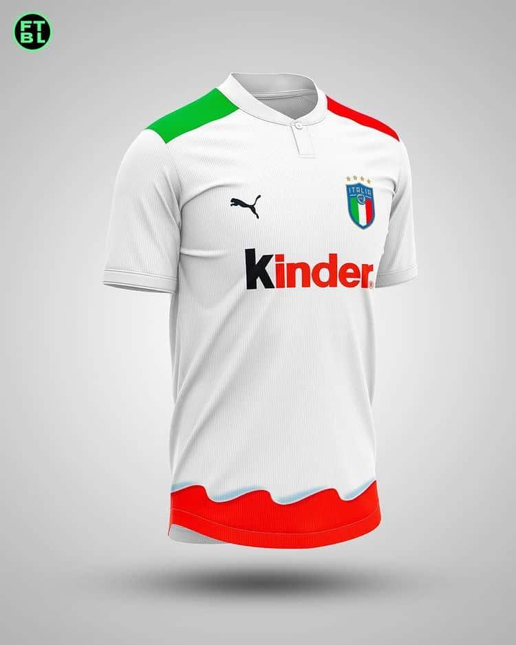 maillot-italie-kinder