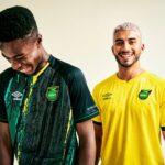 Umbro dévoile les maillots 2021 de la Jamaïque