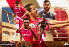 Image de l'article Les maillots de Monaco 2021-2022 officialisés par Kappa