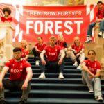 Les maillots 2021-2022 de Nottingham Forest présentés par Macron