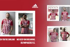 Image de l'article Les maillots de l'Olympiakos 2021-2022 dévoilés par adidas