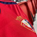 Les maillots de Osasuna 2021-2022 présentés par adidas