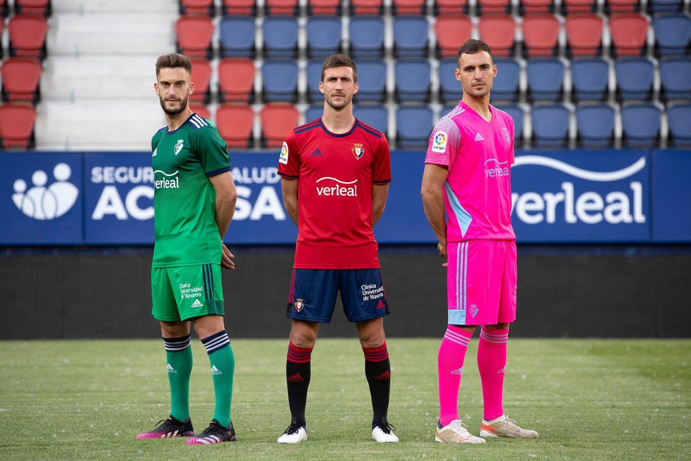 Maillot Osasuna 2021-2022