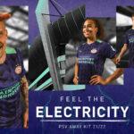 Les maillots du PSV Eindhoven 2021-2022 révélés par PUMA