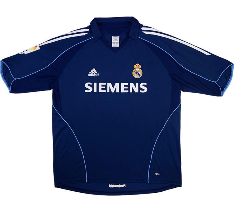 Maillot Real Madrid 2005-2006