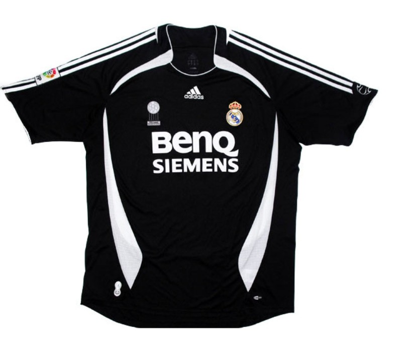 Maillot Real Madrid 2006-2007