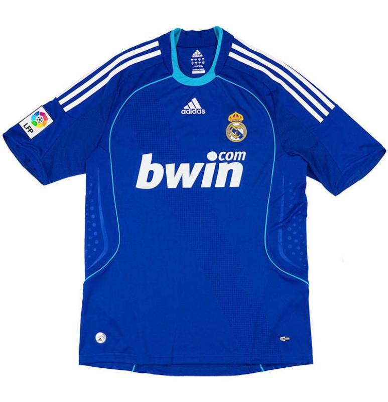 Maillot Real Madrid 2008-2009