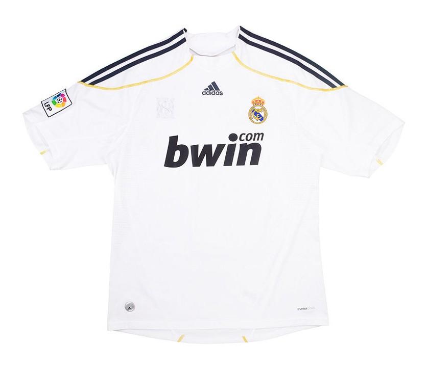 Maillot Real Madrid 2009-2010