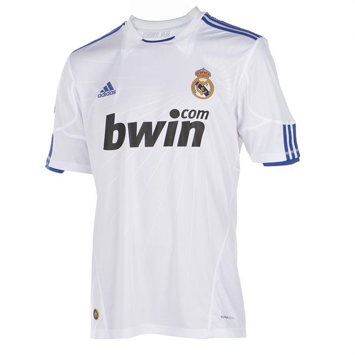 Maillot Real Madrid 2010-2011