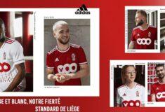 Image de l'article Les maillots du Standard de Liège 2021-2022 dévoilés par adidas