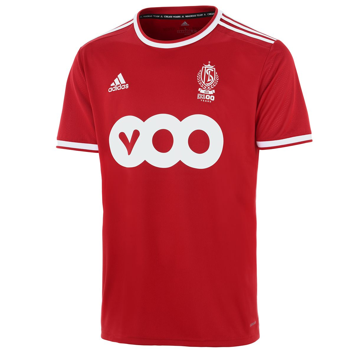 Maillot Standard Liège 2021-2022