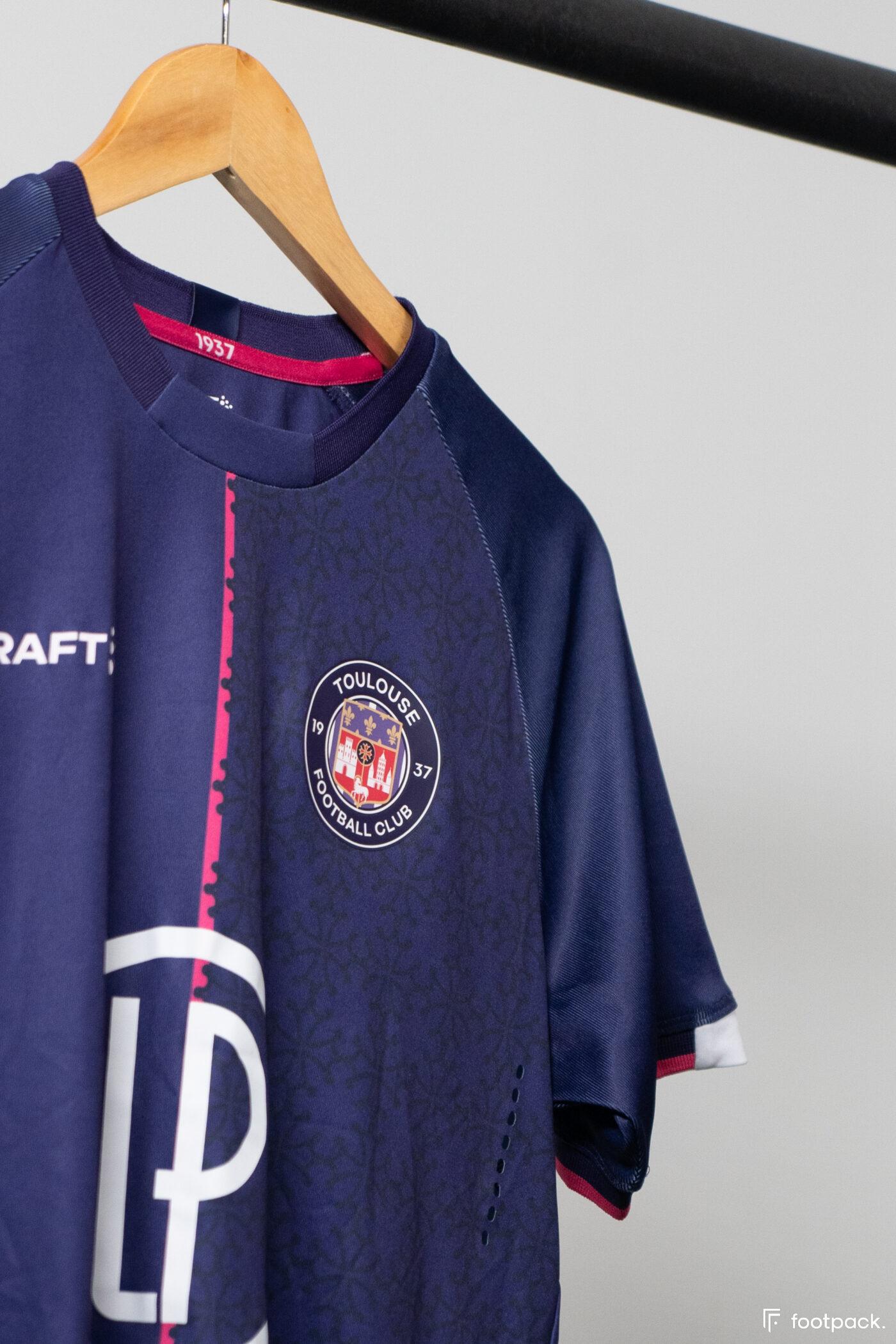Maillot TFC 2021-2022 Craft