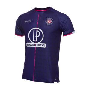 Maillot Domicile du Toulouse FC