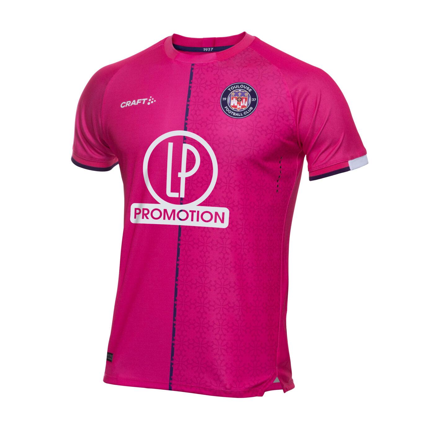 Maillot TFC 2021-2022 domicile Craft