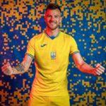Les maillots de l'Ukraine pour l'Euro 2020 présentés par Joma