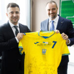 Quand le nouveau maillot de l'Ukraine attise les tensions géopolitiques avec la Russie
