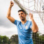 PUMA dévoile de nouveaux maillots pour l'Uruguay
