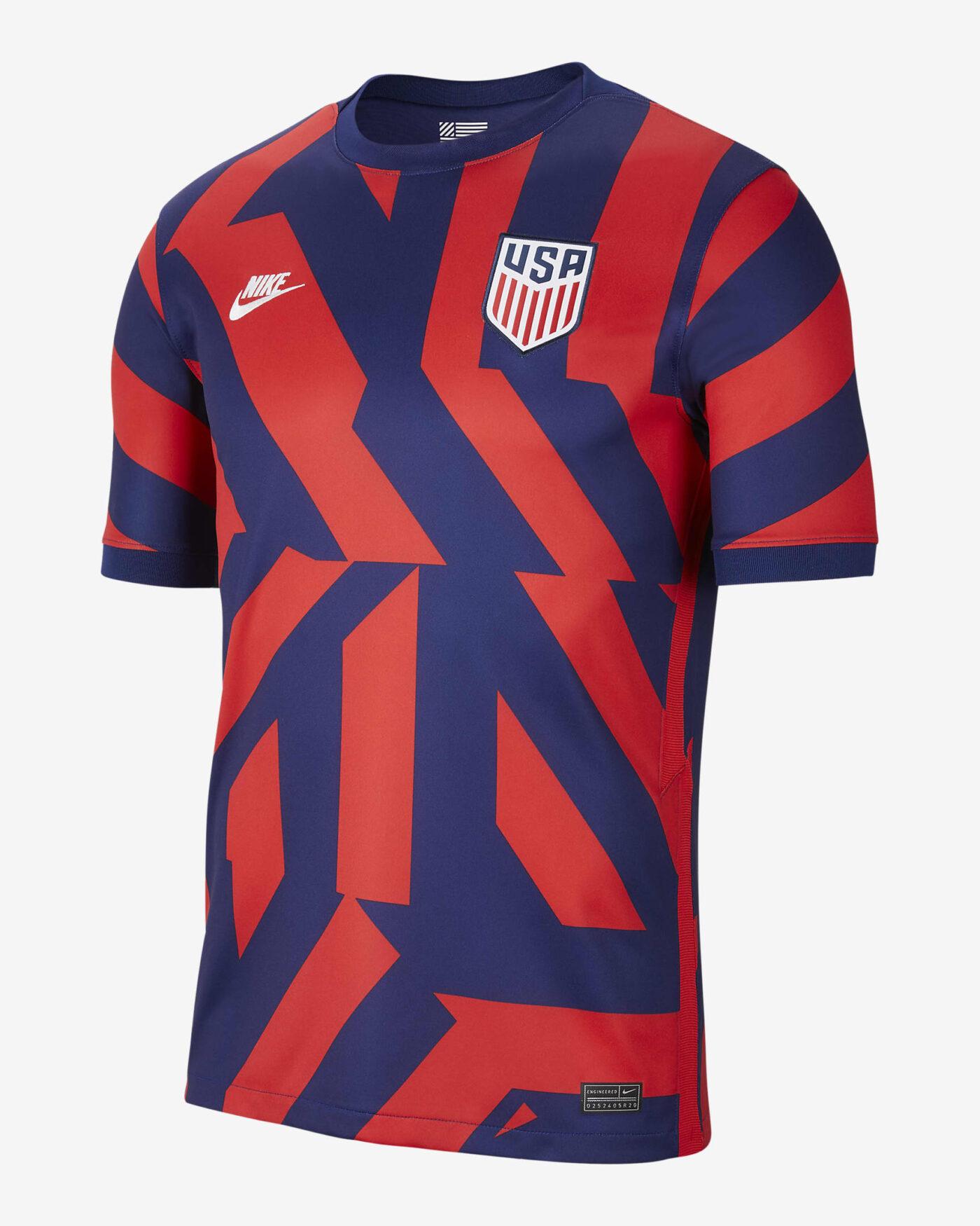 Maillot USA extérieur 2021 Nike