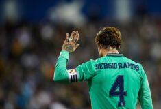 Image de l'article Les maillots de Sergio Ramos au Real Madrid