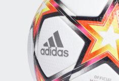 Image de l'article Le nouveau ballon de la Champions League 2021-2022 débarque