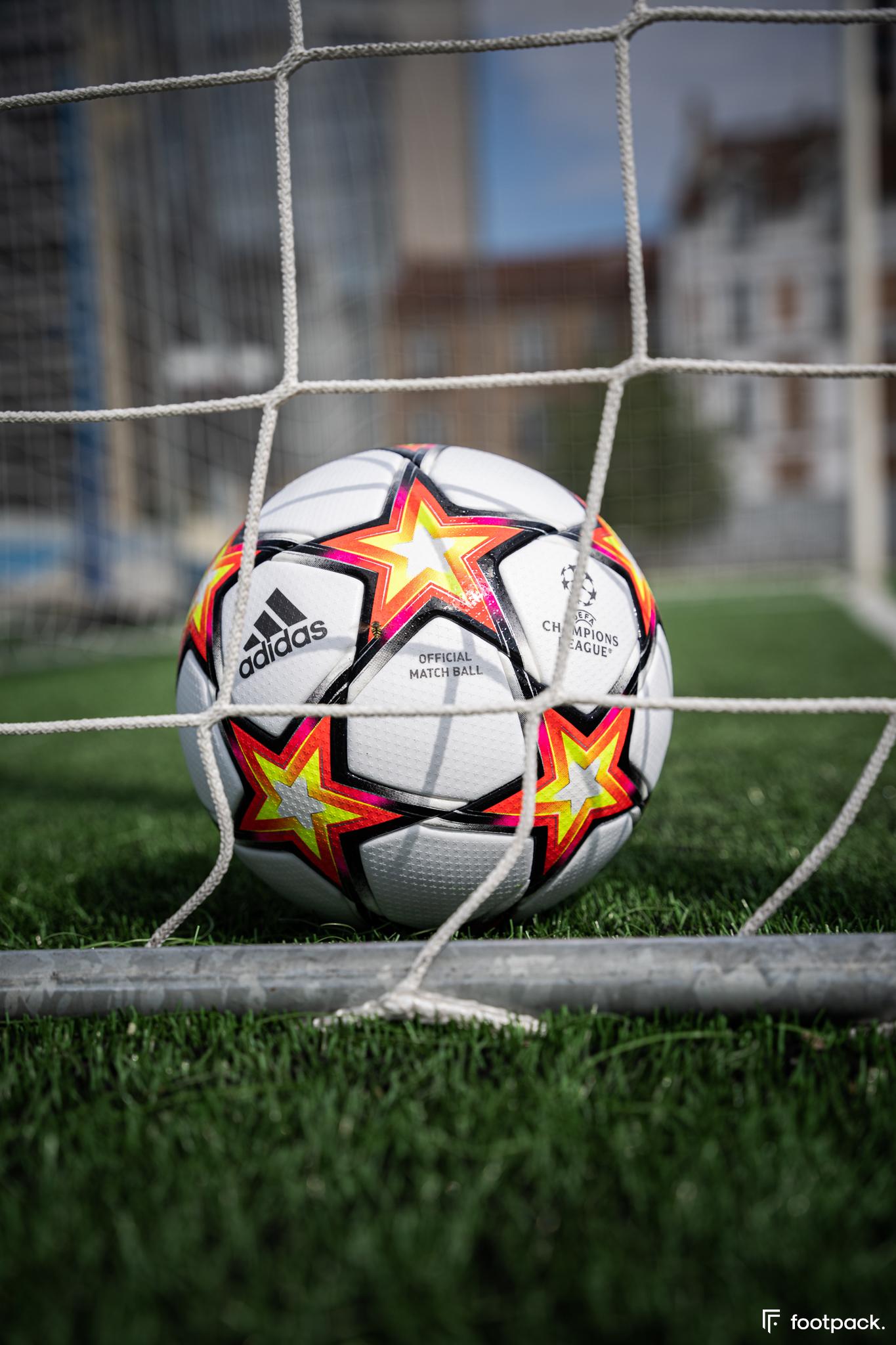 ballon Ligue des Champions 2021-2022