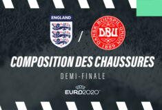 Image de l'article La composition de Angleterre – Danemark en crampons – 1/2 finale Euro 2020