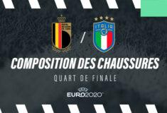 Image de l'article La composition de Belgique – Italie en crampons – Euro 2020