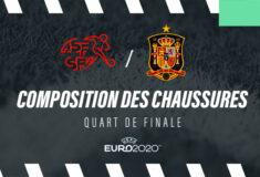 Image de l'article La composition de Suisse – Espagne en crampons – Euro 2020
