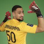 Donnarumma portera le numéro 50 au PSG!