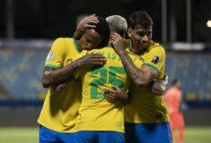 Image de l'article Pas de numéro 24 dans l'équipe du Brésil : une association LGBT+ porte plainte
