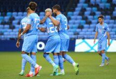 Image de l'article Manchester City aura un flocage inédit sur ses maillots de Champions League