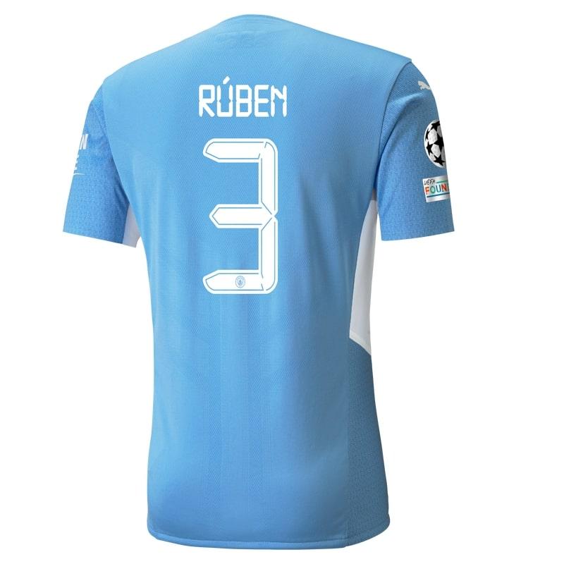 Flocage Manchester City Ruben Dias