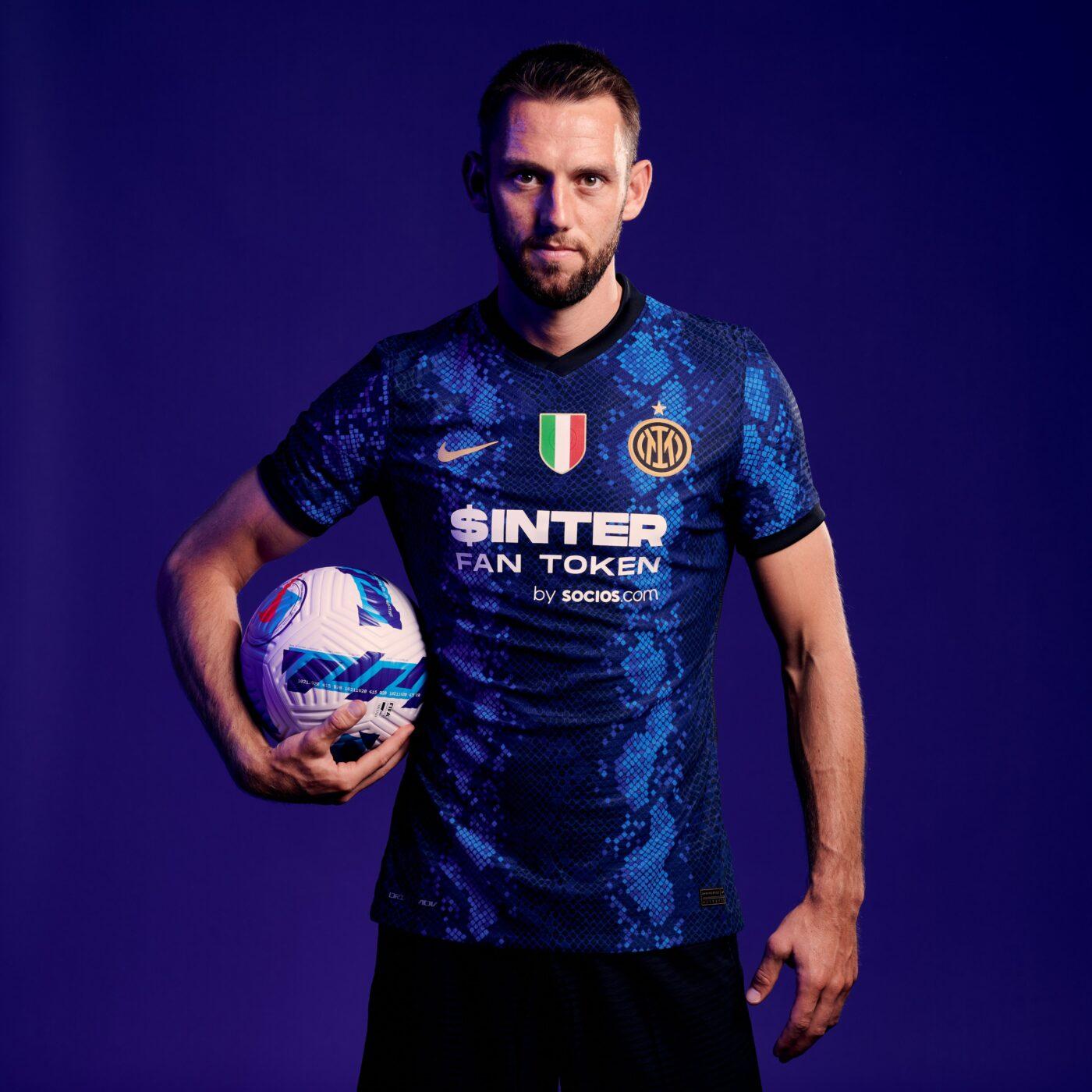 Inter Milan sponsors Inter Fan Token